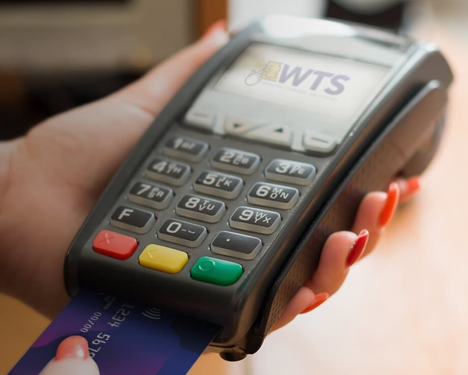 Credit Card Machines | Wireless Terminal Solutions
