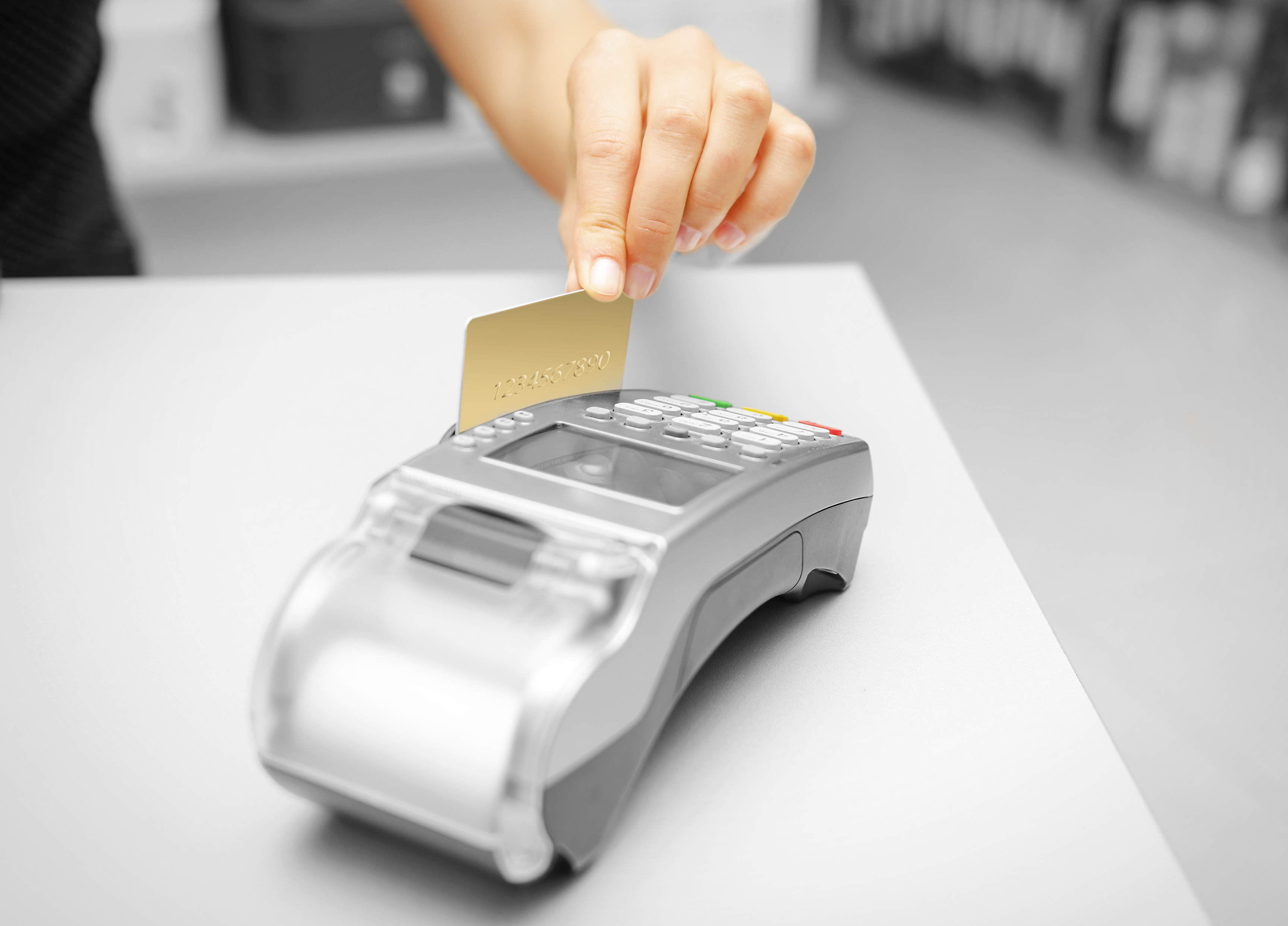 Top 5 reasons to get a debit card machine   Wireless Terminal Solutions