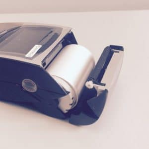 EFT 930 Printer Cover