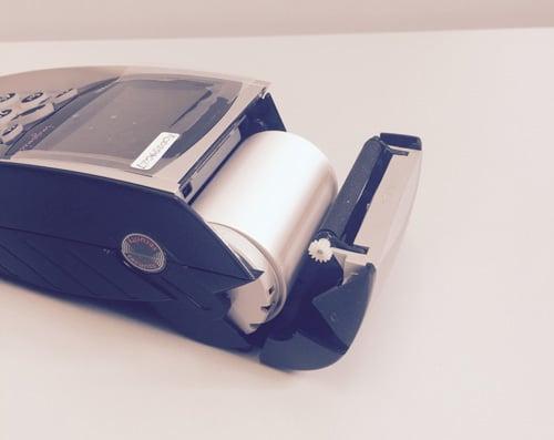 EFT 930 Printer Cover