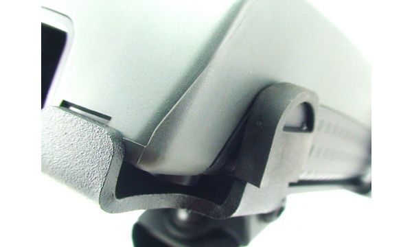 VeriFone VX820 Tilt and Swivel PIN pad mount.