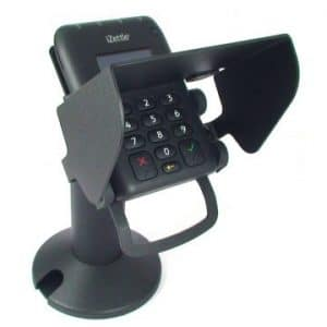 iZettle M10 Card Reader Pro - Contactless Chip & Pin Reader Tilt and Swivel Stand with Privacy Shield