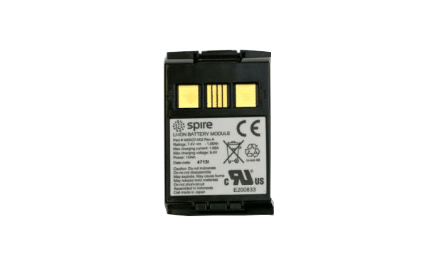 Spire Payments Battery Li-ion for M4230 and M4240 Bluetooth and GPRS terminals.